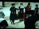 """Черкесская лезгинка из фильма """"Черкес"""" 2010(самый классный момент)"""